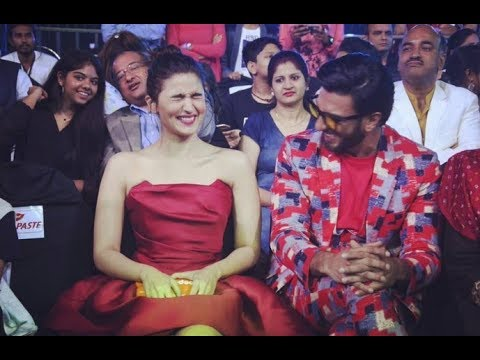 Ranveer Singh RUINED Alia Bhatt's SEXY Red Dress Worth LAKHS!   SpotboyE