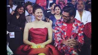 Ranveer Singh RUINED Alia Bhatt's SEXY Red Dress Worth LAKHS! | SpotboyE