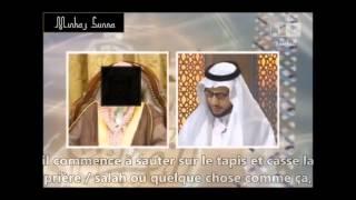 Chat qui me perturbe quand je prie - cheikh al Fawzan