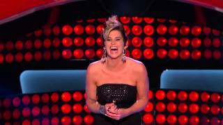 Megan Ruger Audition   Just Like a Pill  The Voice Highlight