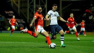HIGHLIGHTS: Preston North End 3-1 Huddersfield Town