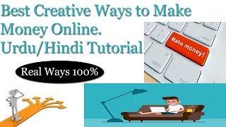 Best Creative Ways To Make Money Online