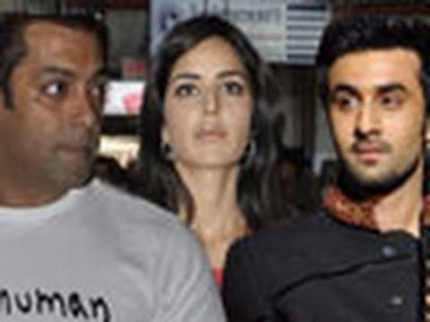 Salman PISSED with Ranbir over KATRINA!