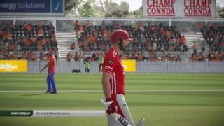IPL 2017... 26th Match... GL vs KXIP... T20... Live... Don bradman cricket 2017