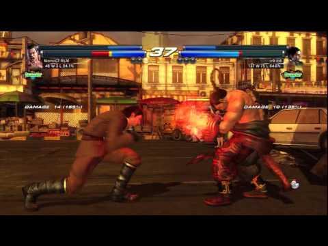 Tekken Tag 2 - Steve / Feng {Masta} Vs. Dragunov / Lee  - {Promotion Chance}