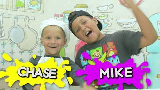 Chases Corner Kitchen: JELLO WORMS w STRAWS! DIY Kids Cooking Recipe by Clarence (#3) | DOH MUCH FUN