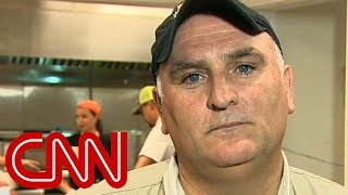Chef who fed 3.6 M in Puerto Rico feeds Florence evacuees