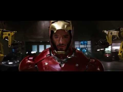 Iron Man Suit Ups (and other favourite scenes)