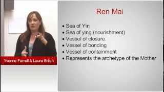 8 Extraordinary Vessel's Ren Mai: Key to the First Trimester