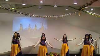 You Raise Me Up...Dance Offering (JIL Hong Kong)
