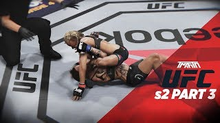 THE GOGO-WHAT?! (Crazy Submission) - UFC 3 Career Mode - Part 3