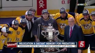 Nashville Getting Payoff For Keeping Predators