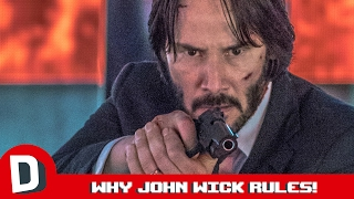 Why John Wick is the Raddest Movie of All Time