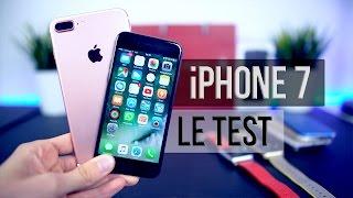 Apple iPhone 7 et 7 Plus : TEST COMPLET ET AVIS PERSONNEL