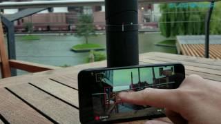 Mevo Camera by Livestream walkthrough