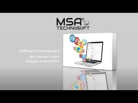 MSA Technosoft Web Developer (html,html5,css,javascript,ajax,jquery,bootsrap,php,asp,.net,mysql)