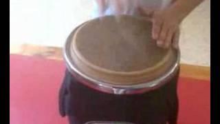 tutorial atabaque Sao Bento Grande Capoeira