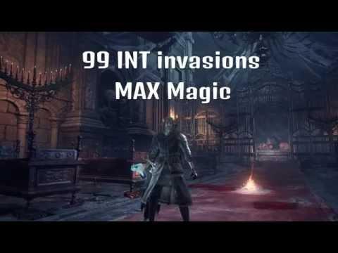 DS3: MAXIMUM Magic 99 INT PVP