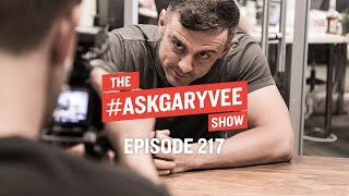 Advice to My Younger Self, Success Metrics & Overcoming The Past    #AskGaryVee 217
