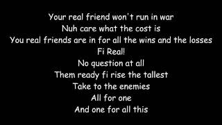 Real Friends - Damian Marley parts onley
