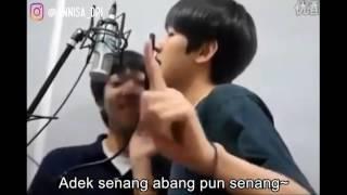 BAEKHYUN ANGELLA - B.A.B (BECEKIN ADEK BANG)_MV