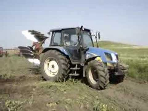 New Holland TL100A pluging