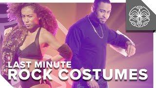 6 Last Minute Rock Halloween Costumes