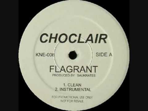 Choclair Flagrant Instrumental