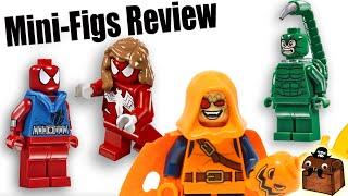 Knockoff LEGO Spiderman Custom Minifigures 2017