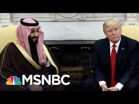 Xxx Mp4 President Donald Trump Hosts Saudi Crown Prince At WH For Second Time Morning Joe MSNBC 3gp Sex