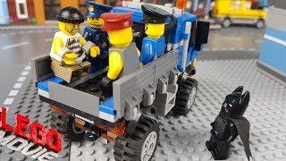 Lego City Stop Motion | Batman Vs Magic Stick | Lego Stop Motion NCN Channel Lego