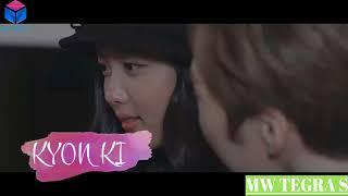 Kyon Ki Itna Pyar Tumko   KOREAN MIX   Cute Love Story   Heart Touching Song😍😍