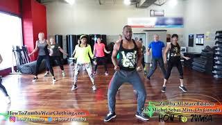 Kukere by Iyanya (African,  Zumba® Fitness Choreography) @How2Zumba