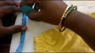 குழந்தைகளுக்கான பேண்ட் தைப்பது எப்படி how to make pant cutting in tamil ?