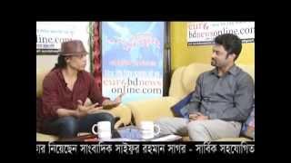 Interview Of Celebrity Singer Of Bangladesh Hasan With Shaifur Rahman by eurobdnewsonline com