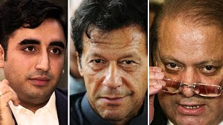 2017: Prediction about Nawaz, Imran and Bilawal