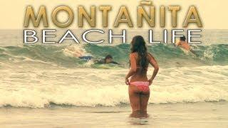 Montañita: Beach Life (Documentary Film) PART 1