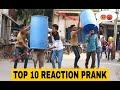 TOP 10 REACTION PRANK VIDEOS || PRANK IN INDIA || OYE FUNTOOS
