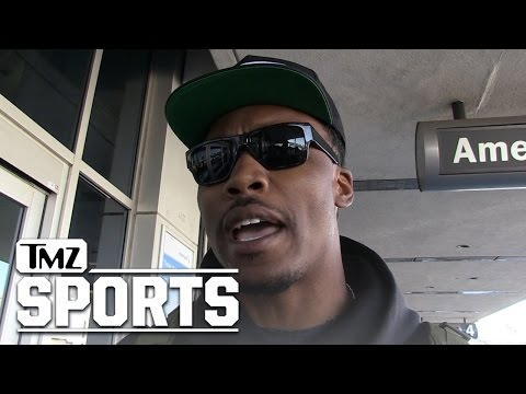 Brandon Marshall- Delonte West Needs Help...Where's The NBA?  TMZ Sports
