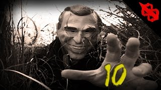 10 Scary True Stories