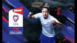 2018 World Junior Badminton Championships Live