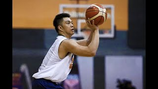 J-Jay Alejandro believes NU career, Gilas Cadets call up enough to get him drafted