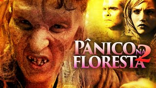A FLORESTA DO MAL! (Wrong Turn 2/Pânico na Floresta - Parte 2) | Review do Maníaco #50
