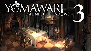 Yomawari: Midnight Shadows - Attack of the Furniture, Manly Let