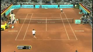 Roger Federer AMAZING Head Fake MUST WATCH