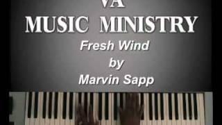 Fresh Wind by Marvin Sapp