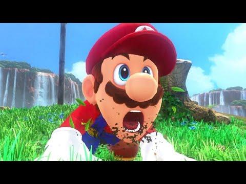 Xxx Mp4 Super Mario Odyssey Walkthrough Part 1 Mario 39 S Next Great Adventure Begins 3gp Sex