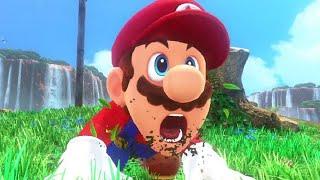 Super Mario Odyssey Walkthrough Part 1 - Mario