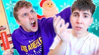 CHRISTMAS PRANK ON ROOMMATE BACKFIRED!! || VLOGMAS DAY 6