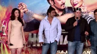 Himmatwala Trailer Launch